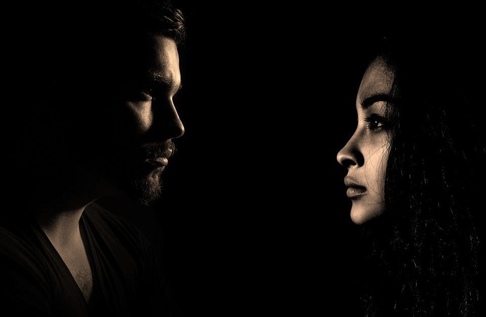 Soledad en la vida en pareja