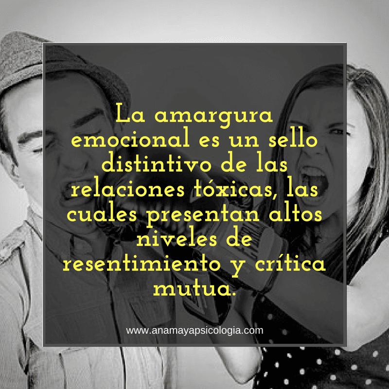 ¿Tienes una relación tóxica o saludable?