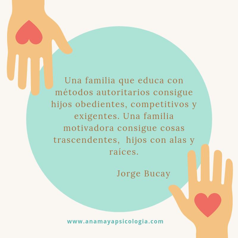 Cuidar no es educar familia